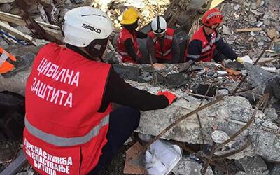Ефикасност - Горска служба за спасување - Македонија