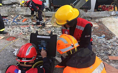 Организираност - Горска служба за спасување - Македонија